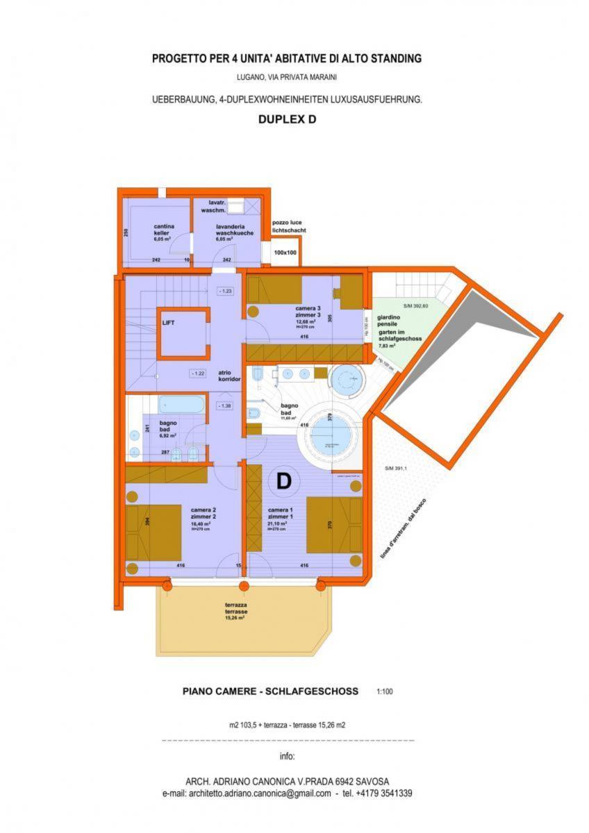 Residenza-D-camere